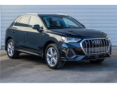 2021 Audi Q3 45 Technik (Stk: N5822) in Calgary - Image 1 of 19