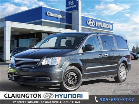 2016 Chrysler Town & Country Touring-L (Stk: 20906A) in Clarington - Image 1 of 27
