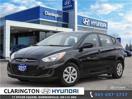 2017 Hyundai Accent GL (Stk: 20792A) in Clarington - Image 1 of 27