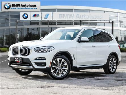 2019 BMW X3 xDrive30i (Stk: P10055) in Thornhill - Image 1 of 31