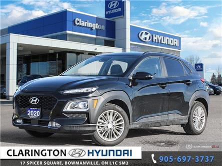 2020 Hyundai Kona 2.0L Luxury (Stk: U1136) in Clarington - Image 1 of 27
