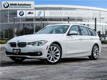 2017 BMW 330i xDrive Touring (Stk: P10087) in Thornhill - Image 1 of 28