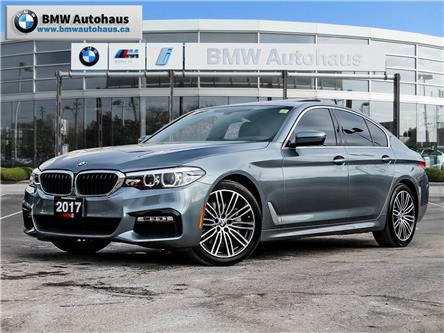 2017 BMW 530i xDrive (Stk: P10097) in Thornhill - Image 1 of 29