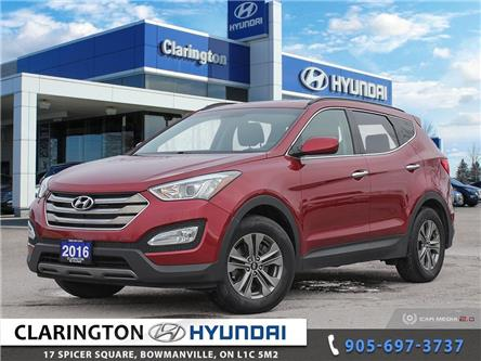 2016 Hyundai Santa Fe Sport 2.4 Base (Stk: 20839A) in Clarington - Image 1 of 27