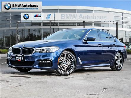 2017 BMW 530i xDrive (Stk: P10105) in Thornhill - Image 1 of 30