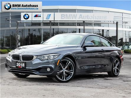 2018 BMW 430i xDrive (Stk: P10109) in Thornhill - Image 1 of 29