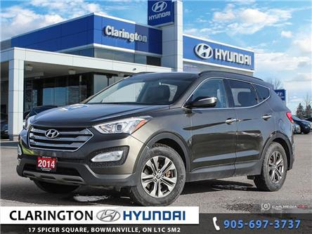 2014 Hyundai Santa Fe Sport 2.4 Luxury (Stk: 20694B) in Clarington - Image 1 of 27