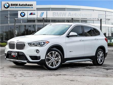 2017 BMW X1 xDrive28i (Stk: P10092) in Thornhill - Image 1 of 30