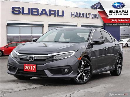 2017 Honda Civic Touring (Stk: S8561A) in Hamilton - Image 1 of 27