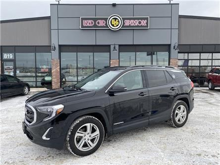 2019 GMC Terrain SLE (Stk: UC4064'DO') in Thunder Bay - Image 1 of 23