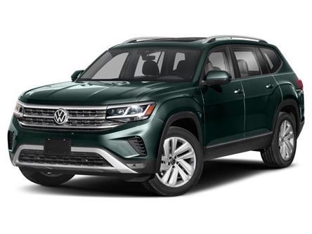 2021 Volkswagen Atlas 3.6 FSI Execline (Stk: V5664) in Newmarket - Image 1 of 9
