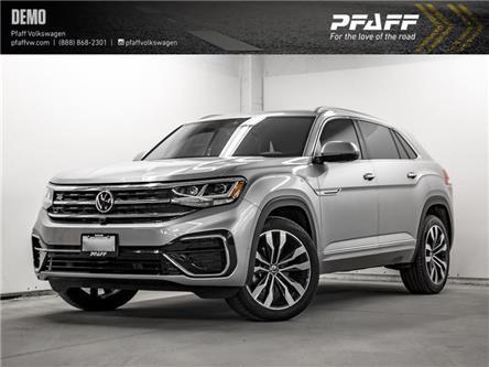 2020 Volkswagen Atlas Cross Sport 3.6 FSI Execline (Stk: V5509) in Newmarket - Image 1 of 22