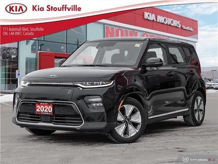 2020 Kia Soul EV EV Premium (Stk: 21089A) in Stouffville - Image 1 of 26