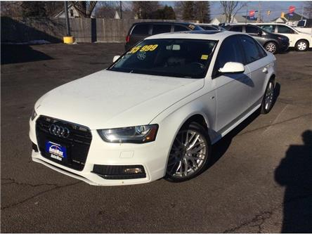 2015 Audi A4 2.0T Komfort plus (Stk: A9422) in Sarnia - Image 1 of 30