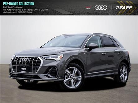 2020 Audi Q3 45 Progressiv (Stk: C8102) in Woodbridge - Image 1 of 21