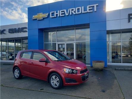 2016 Chevrolet Sonic LT Auto (Stk: 21C100A) in Port Alberni - Image 1 of 25
