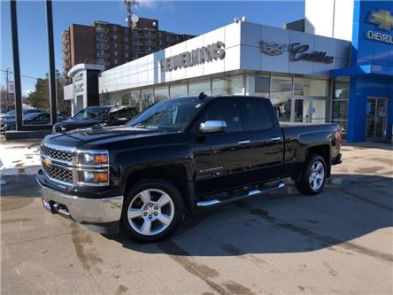 2015 Chevrolet Silverado 1500  (Stk: TM079A) in Chatham - Image 1 of 16