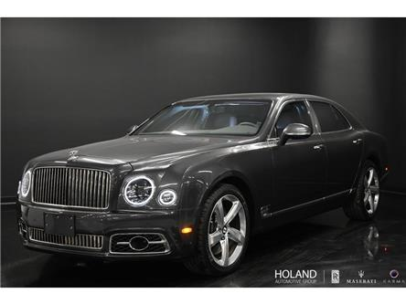 2017 Bentley Mulsanne Speed (Stk: SCBBG7) in Montreal - Image 1 of 30