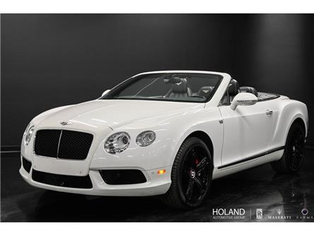 2013 Bentley Continental GTC - JUST ARRIVED! (Stk: SCBGT3) in Montreal - Image 1 of 30