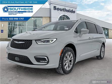 2021 Chrysler Pacifica Touring L (Stk: PA2101) in Red Deer - Image 1 of 25