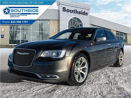 2017 Chrysler 300 C Platinum (Stk: W20111A) in Red Deer - Image 1 of 25