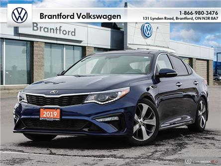 2019 Kia Optima SX Turbo (Stk: P05184A) in Brantford - Image 1 of 26
