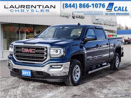 2017 GMC Sierra 1500 SLE (Stk: 21111A) in Sudbury - Image 1 of 24