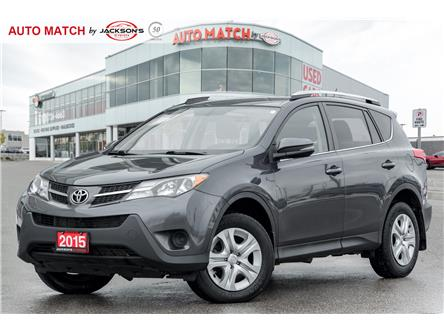 2015 Toyota RAV4 LE (Stk: U8028) in Barrie - Image 1 of 19