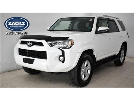 2018 Toyota 4Runner SR5 (Stk: 49402) in Truro - Image 1 of 30