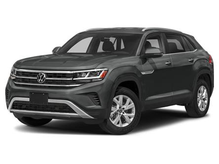 2021 Volkswagen Atlas Cross Sport 3.6 FSI Execline (Stk: AS21069) in Brantford - Image 1 of 9