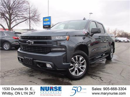 2021 Chevrolet Silverado 1500 RST (Stk: 21P079) in Whitby - Image 1 of 27