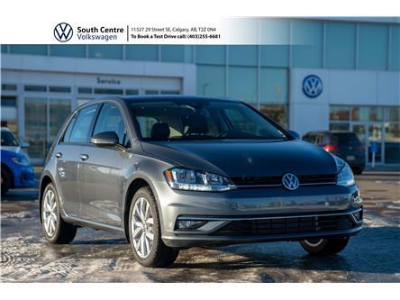 2021 Volkswagen Golf Highline (Stk: 10102) in Calgary - Image 1 of 39