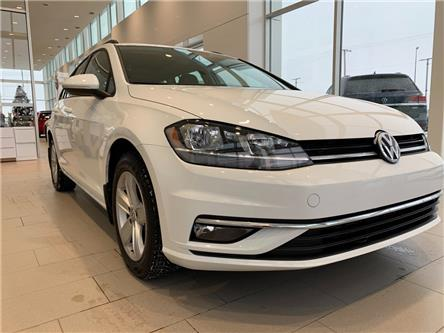 2019 Volkswagen Golf SportWagen 1.8 TSI Highline (Stk: V7608) in Saskatoon - Image 1 of 20