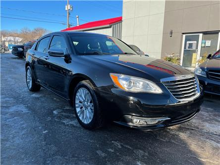 2013 Chrysler 200 Limited (Stk: 14675B) in Regina - Image 1 of 21