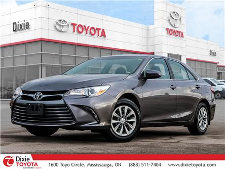 2017 Toyota Camry LE (Stk: D210546A) in Mississauga - Image 1 of 27