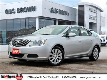 2015 Buick Verano Base (Stk: 4169706P) in WHITBY - Image 1 of 28