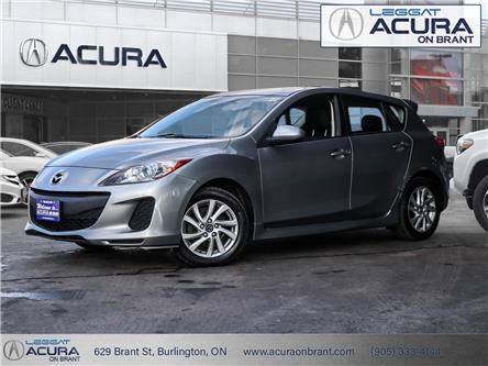 2013 Mazda Mazda3 Sport GS-SKY (Stk: 21057A) in Burlington - Image 1 of 23