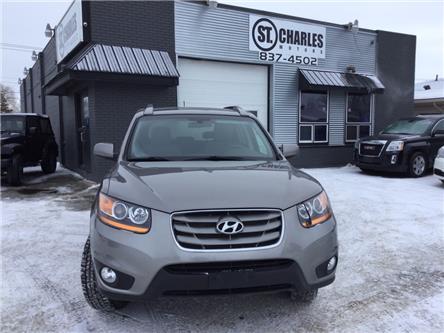2011 Hyundai Santa Fe GL 3.5 (Stk: ) in Winnipeg - Image 1 of 17