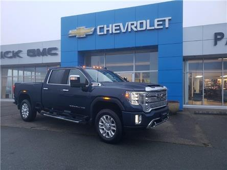 2021 GMC Sierra 3500HD Denali (Stk: 21T102) in Port Alberni - Image 1 of 29