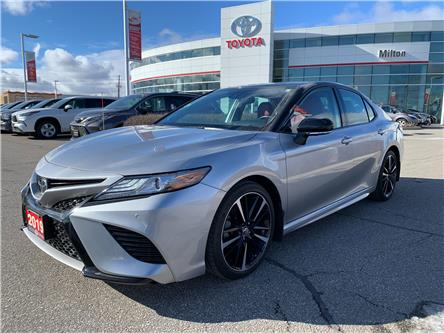 2019 Toyota Camry XSE V6 (Stk: 021819) in Milton - Image 1 of 16