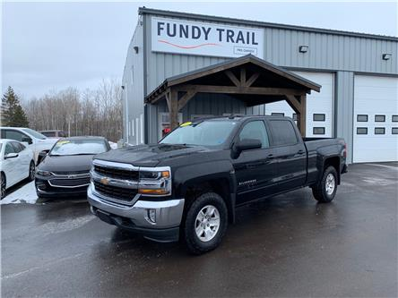 2018 Chevrolet Silverado 1500 1LT (Stk: 21077a) in Sussex - Image 1 of 10