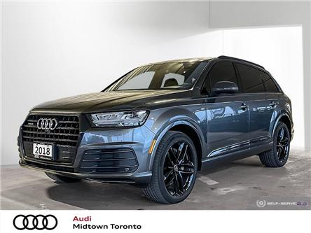 2018 Audi Q7 3.0T Technik (Stk: P8723) in Toronto - Image 1 of 25