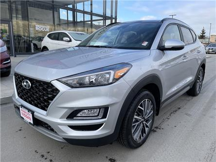 2021 Hyundai Tucson Preferred w/Trend Package (Stk: T20324A) in Kamloops - Image 1 of 31