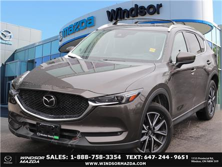 2017 Mazda CX-5 GT (Stk: PR91609) in Windsor - Image 1 of 24