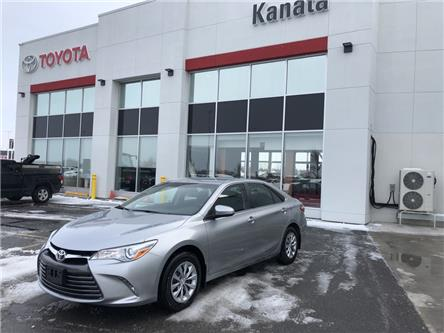 2017 Toyota Camry LE (Stk: M3009) in Ottawa - Image 1 of 16