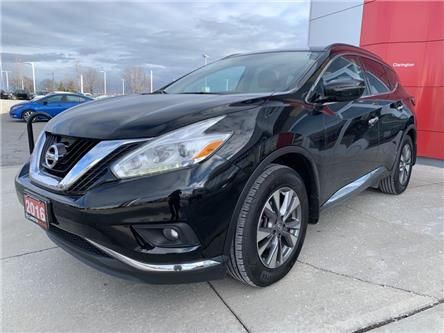 2016 Nissan Murano SV (Stk: GN134502) in Bowmanville - Image 1 of 16