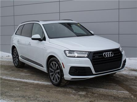 2018 Audi Q7 3.0T Technik (Stk: 6794) in Regina - Image 1 of 23