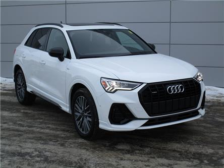 2021 Audi Q3 45 Technik (Stk: 210126) in Regina - Image 1 of 22