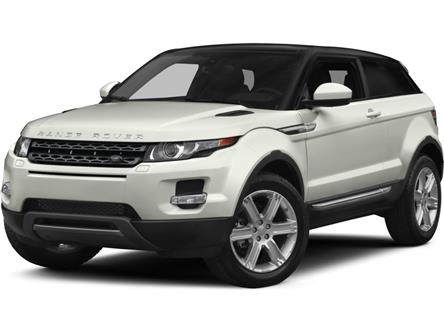 2014 Land Rover Range Rover Evoque Pure Plus (Stk: BM4011) in Edmonton - Image 1 of 6