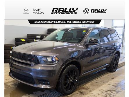 2019 Dodge Durango GT (Stk: V1446) in Prince Albert - Image 1 of 17